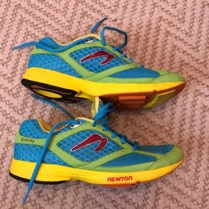 Newton Running Shoes Size 7